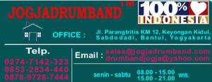 penjual marchingband dan drumband